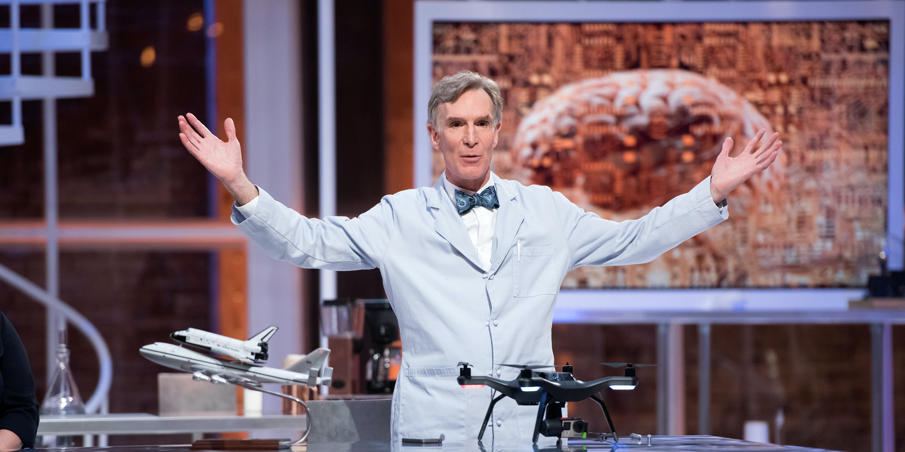 Bill Nye, saving the world