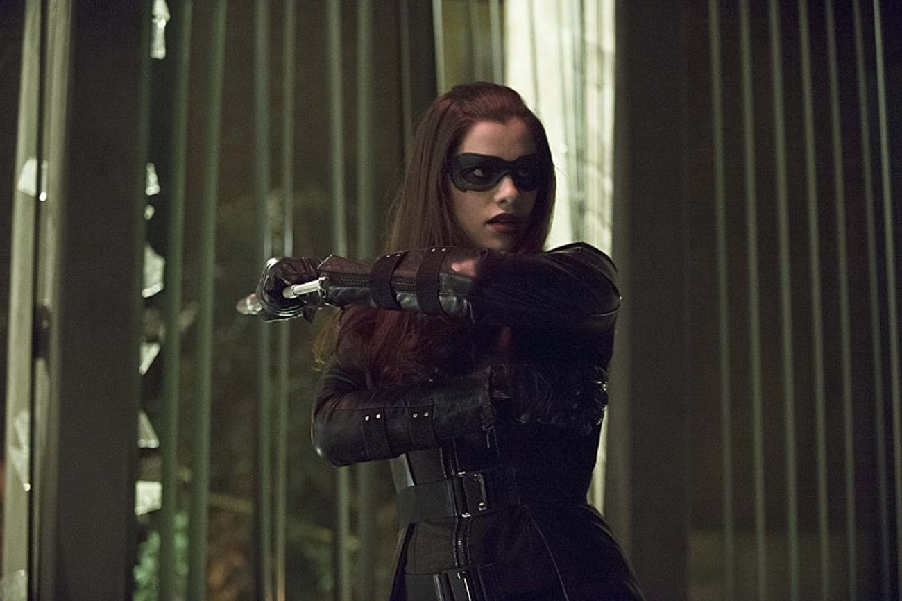 Helena Huntress Arrow