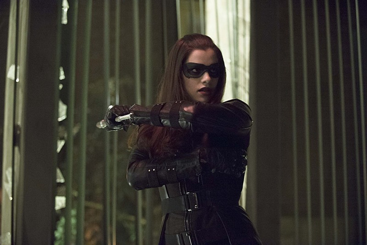 Helena Huntress Arrow