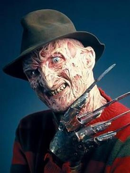Freddy Krueger, Nightmare on Elm Street