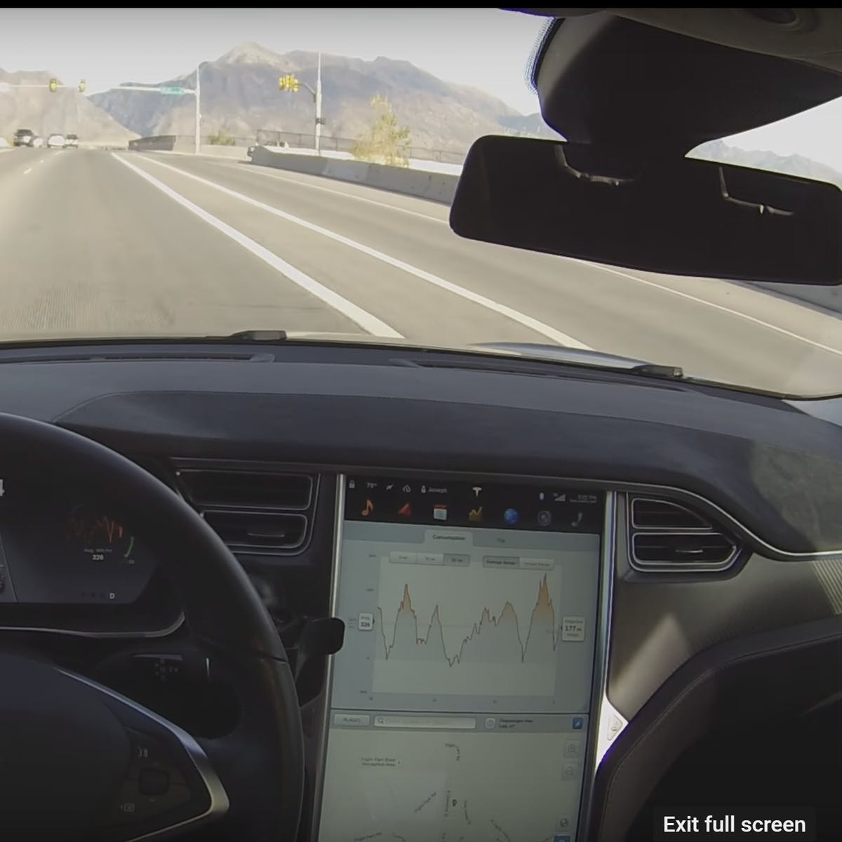 Elon Musk Hints at Autonomous Cross-Country Road Trips With