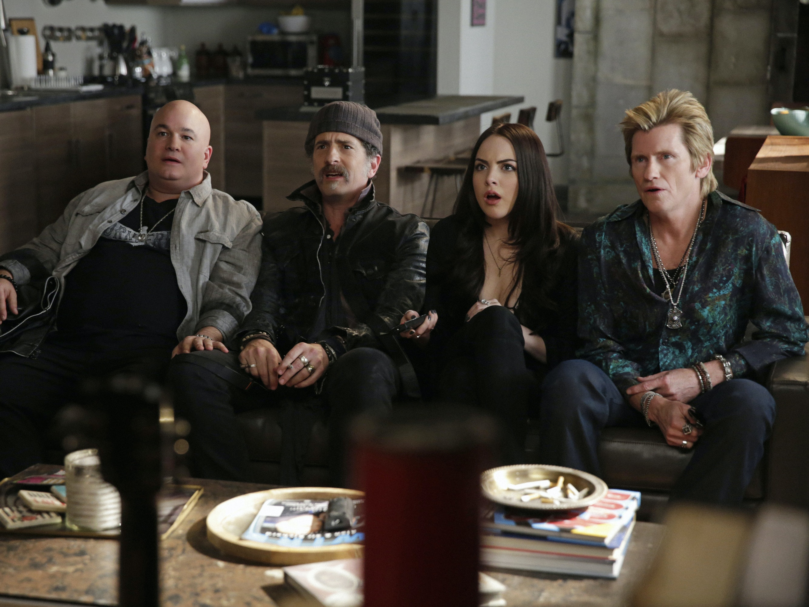 Sex&Drugs&Rock&Roll' Season 2 Is a Metaphor for Our Inconsequential Lives