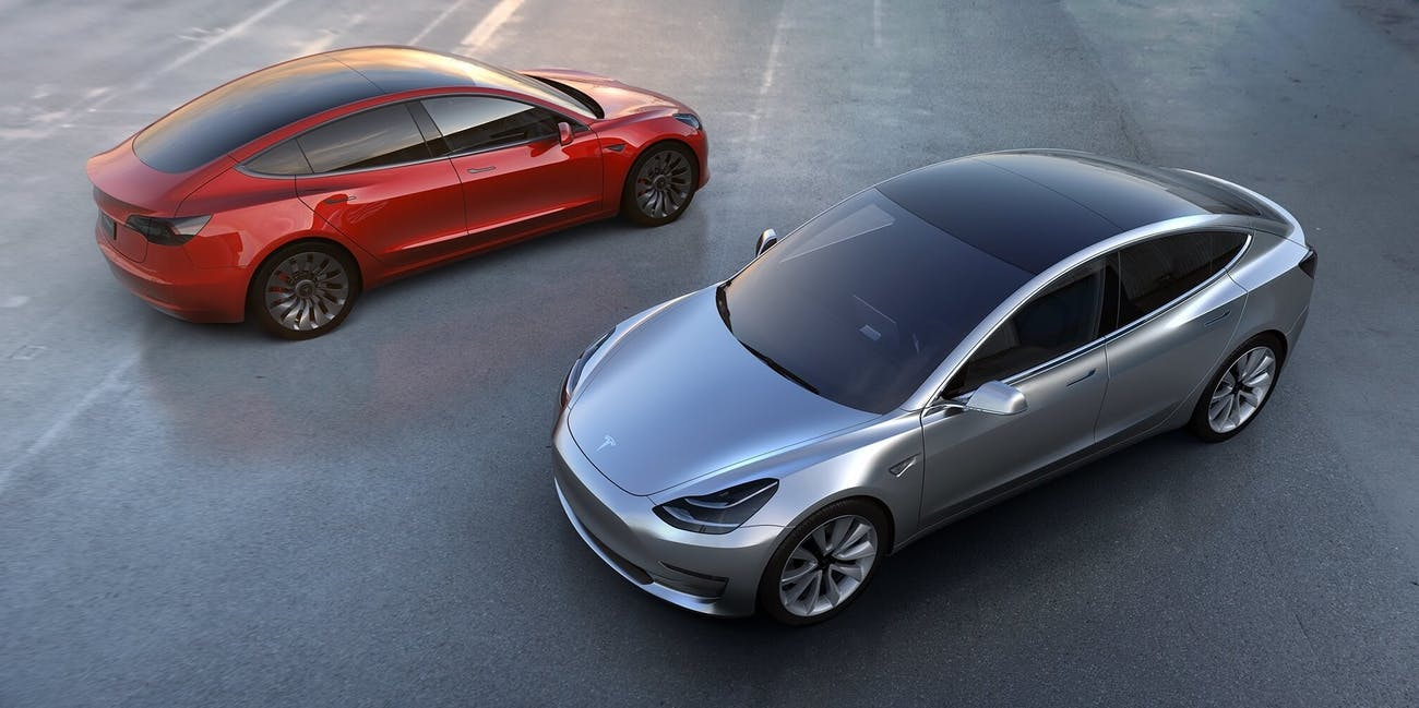 Tesla Model 3s Glass Will Be Unique Produced Internally