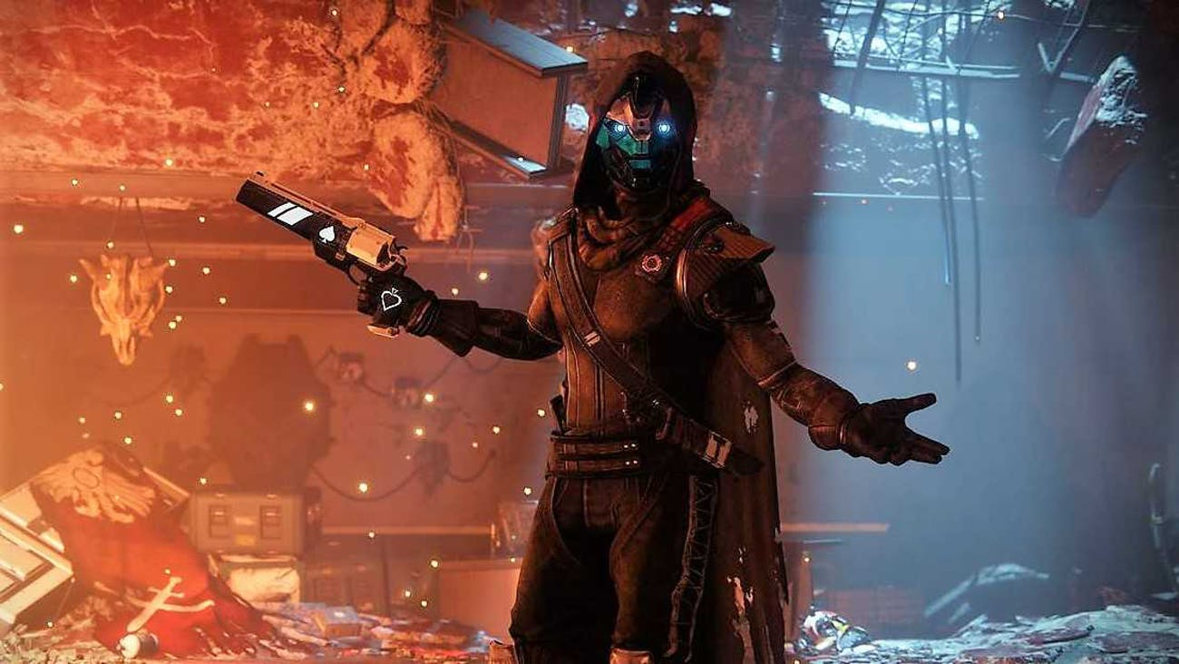 Cayde-6 in 'Destiny 2'.