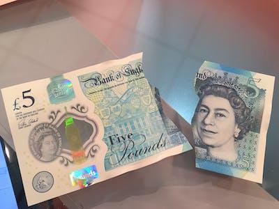 Britain Debuts Plastic Money as Digital Transactions Grow