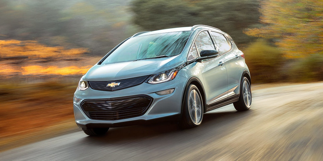 Here's GM's Plan for Wireless Car Charging