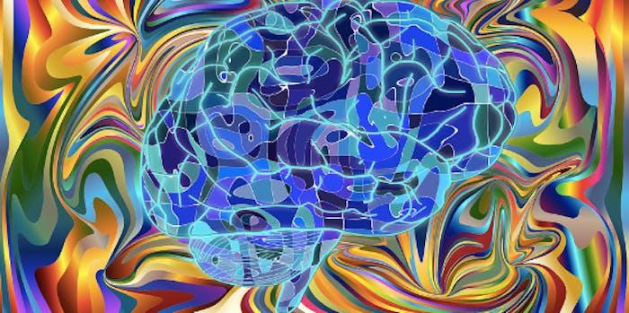 LSD, synesthesia