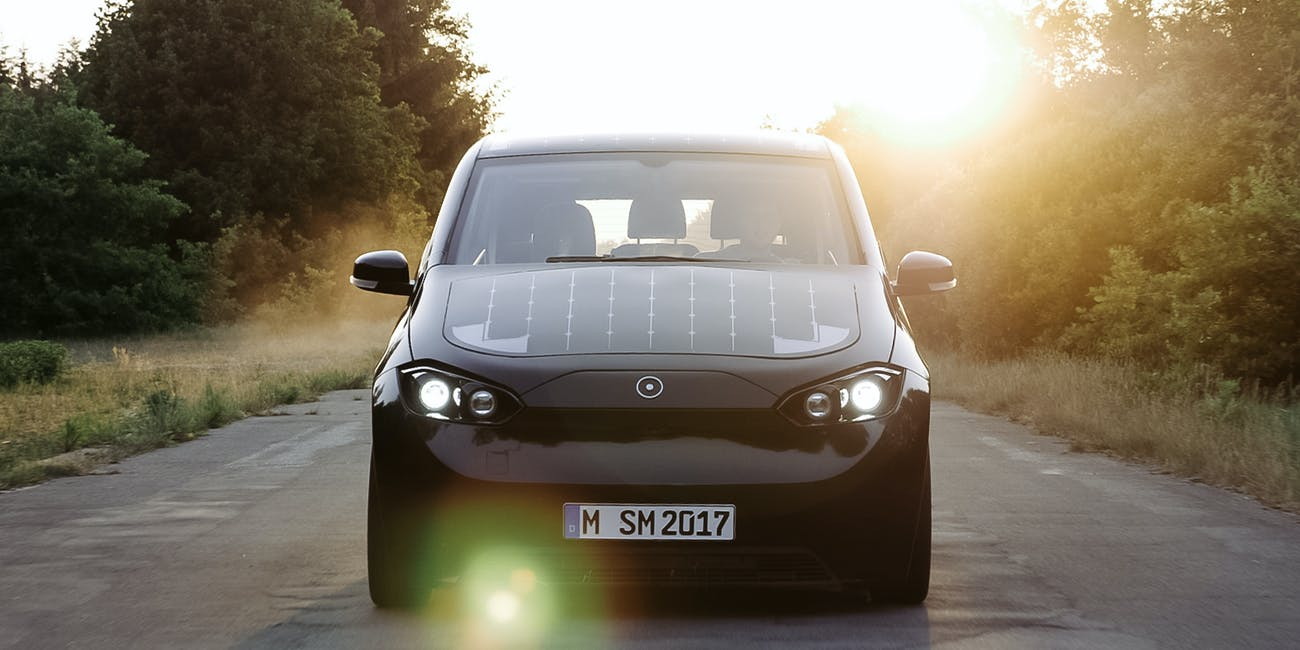 Solar Toyota
