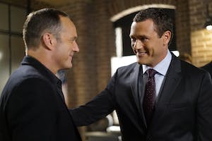 Marvel 'Agents of SHIELD' Jason O'Mara Jeffrey Mace Patriot
