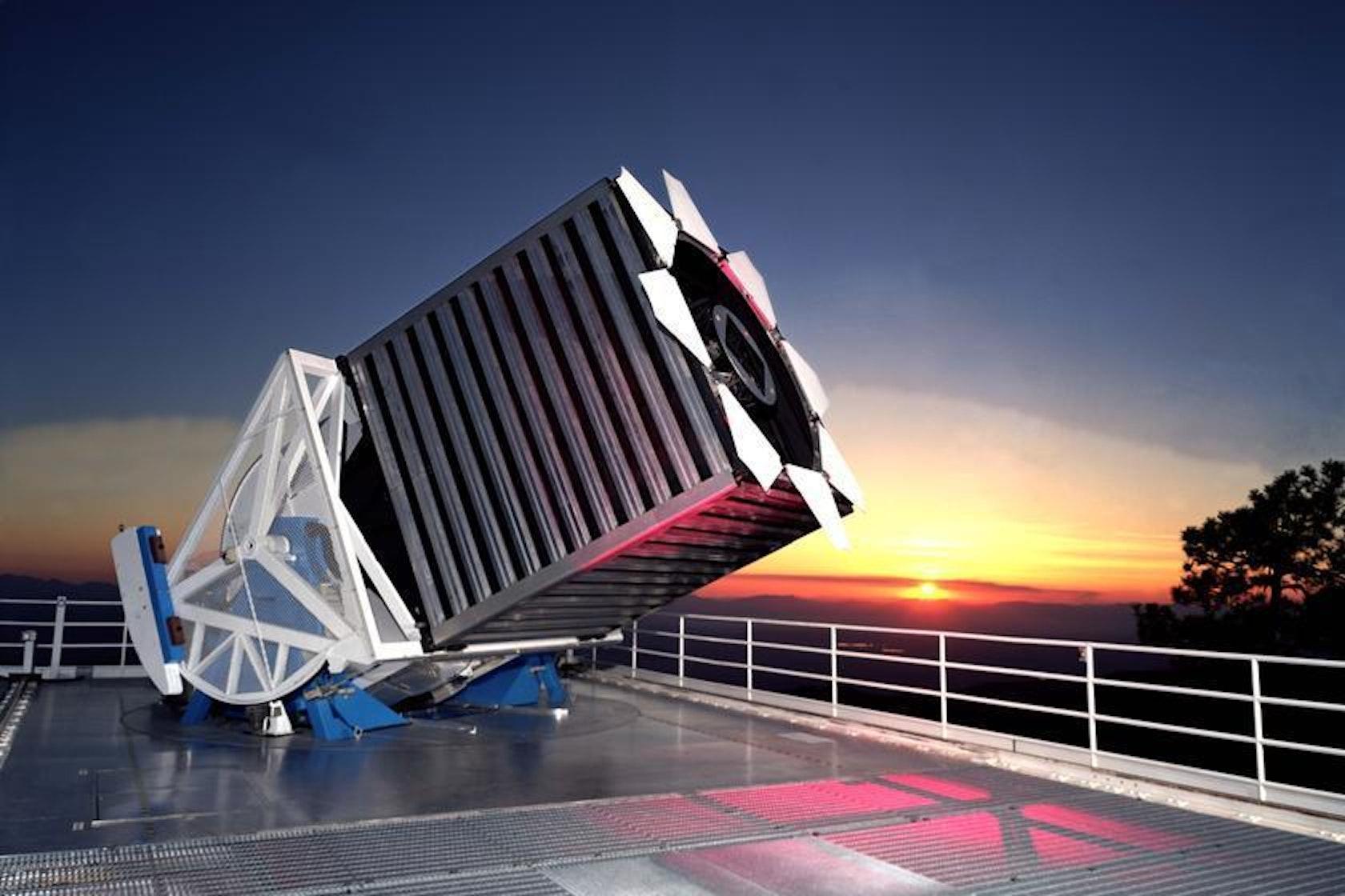 The Sloan Digital Sky Survey