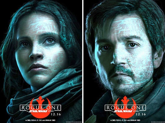 Cassian Doesn't Trust Jyn in 'Rogue One' Featurette