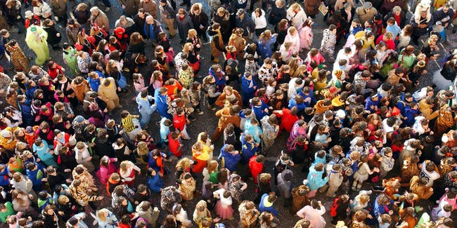 crowd xennial