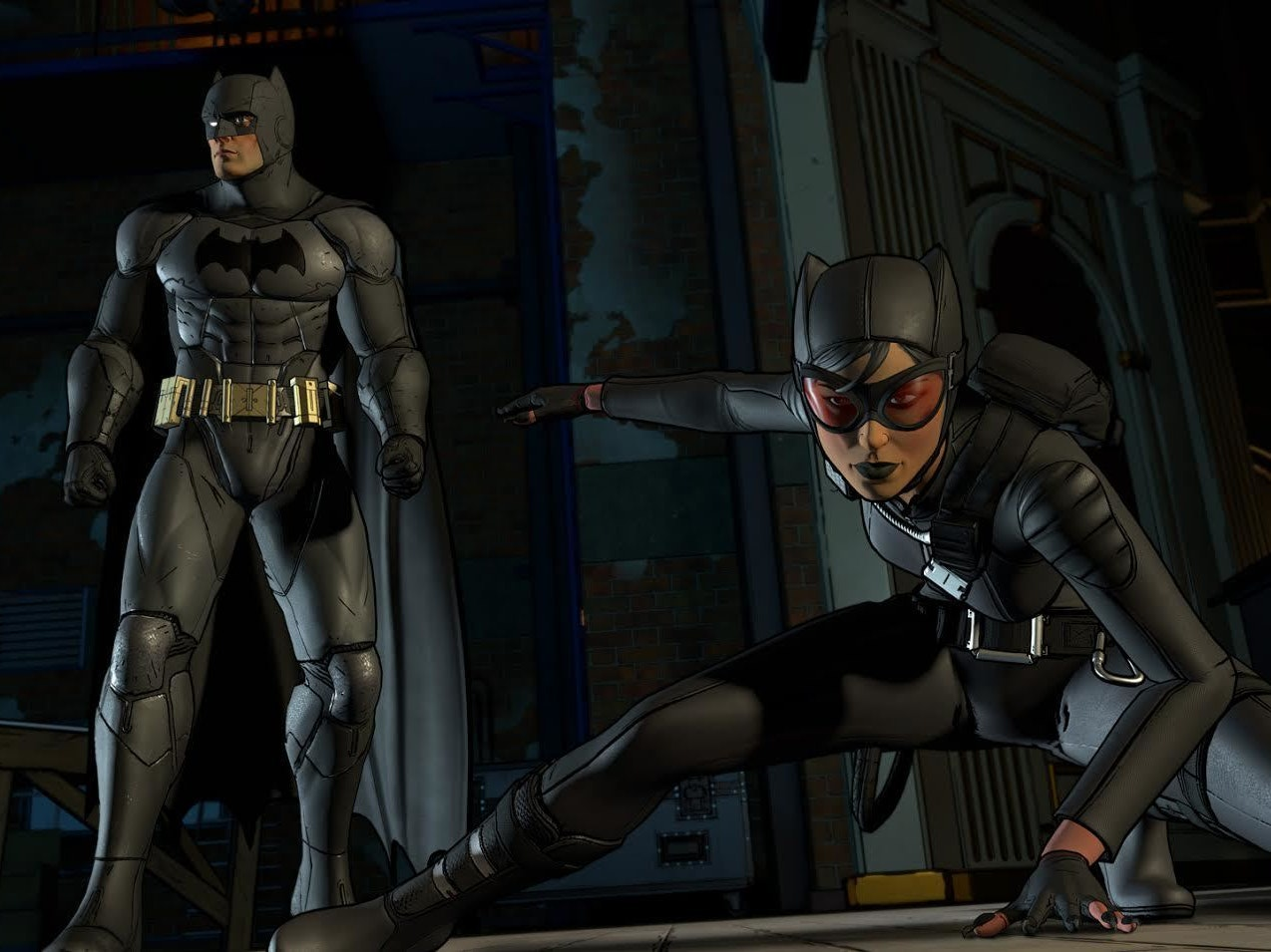 Telltale Batman Episode 3 Is Coming, Now With More Catwoman