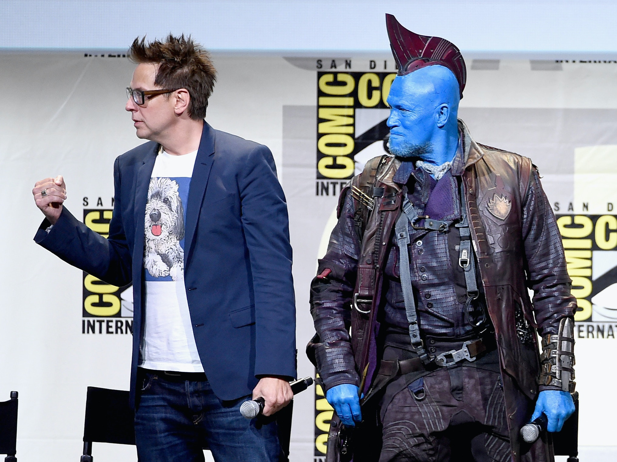 James Gunn Reminds Marvel Fans How Galaxies Work
