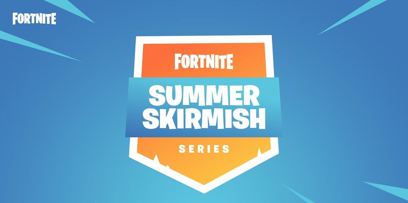 'Fortnite' Sumer Skirmish Series