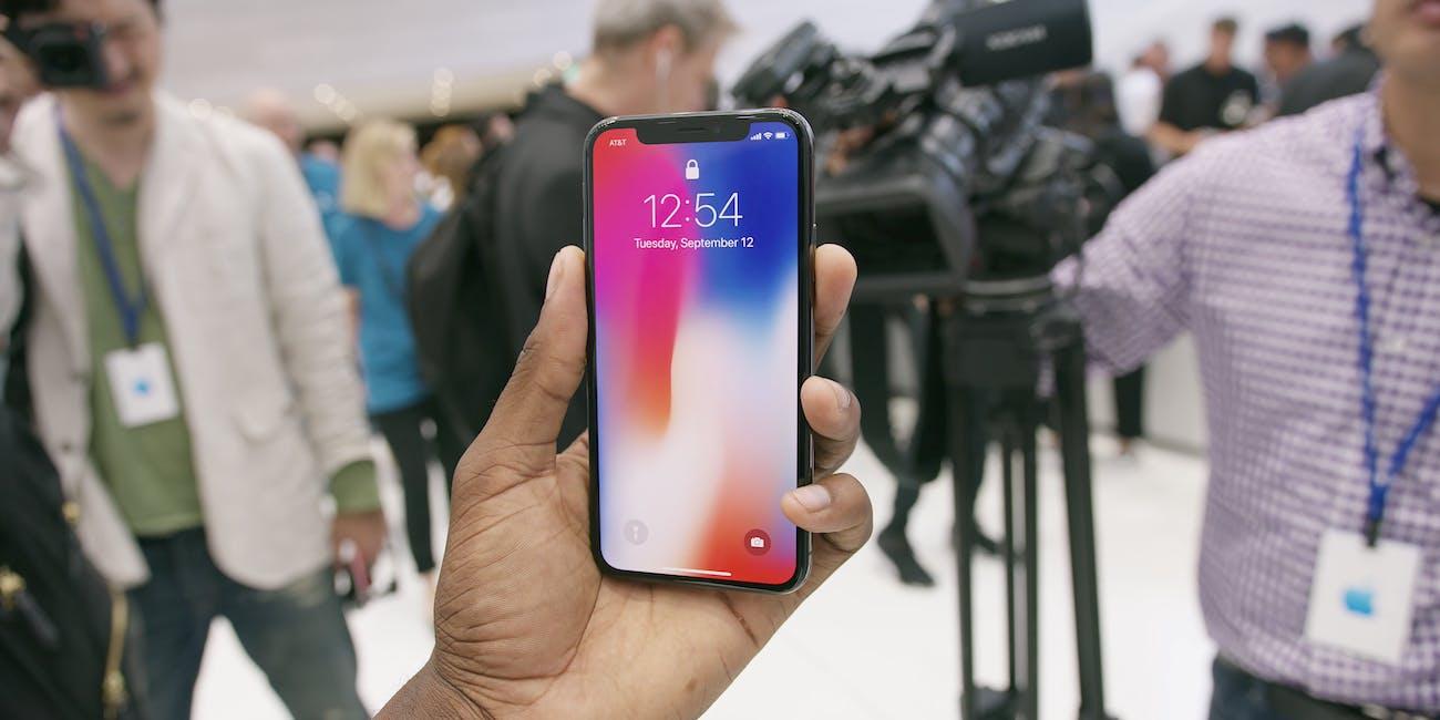 iPhone x 10 Screen