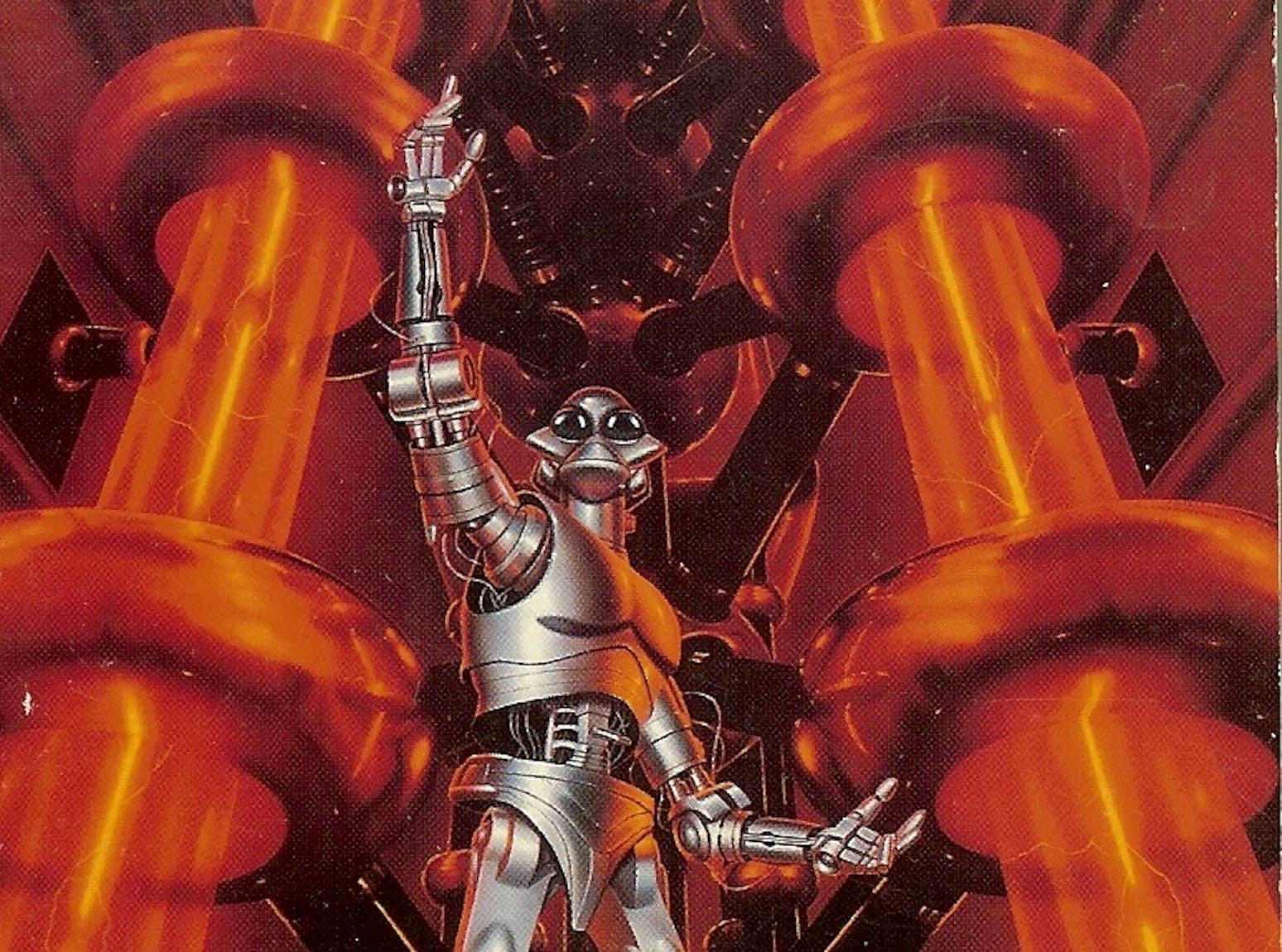 Isaac Asimov - I, Robot