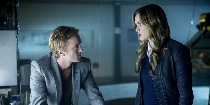 There's no love lost between Julian and Killer Frost.
