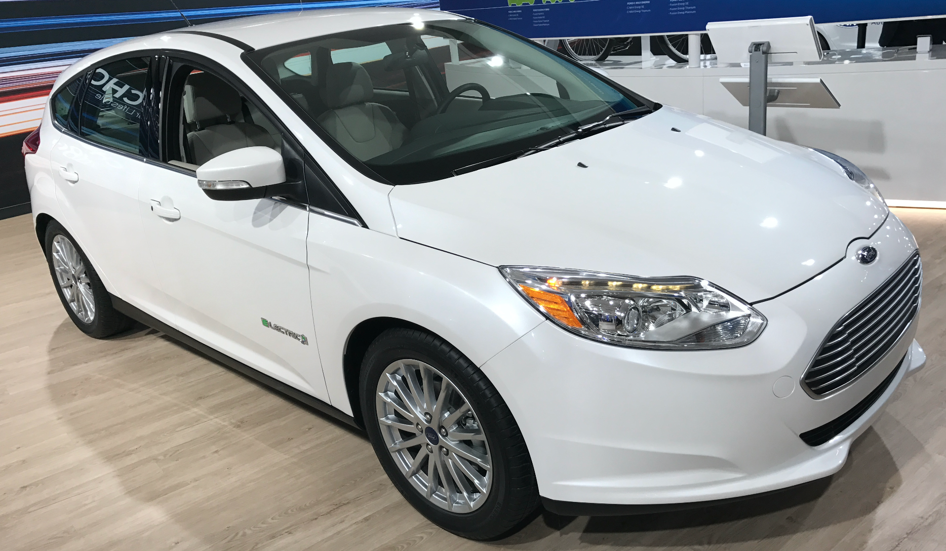 The Ford Focus