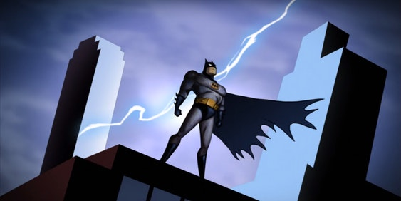 'Batman: The Animated Series'