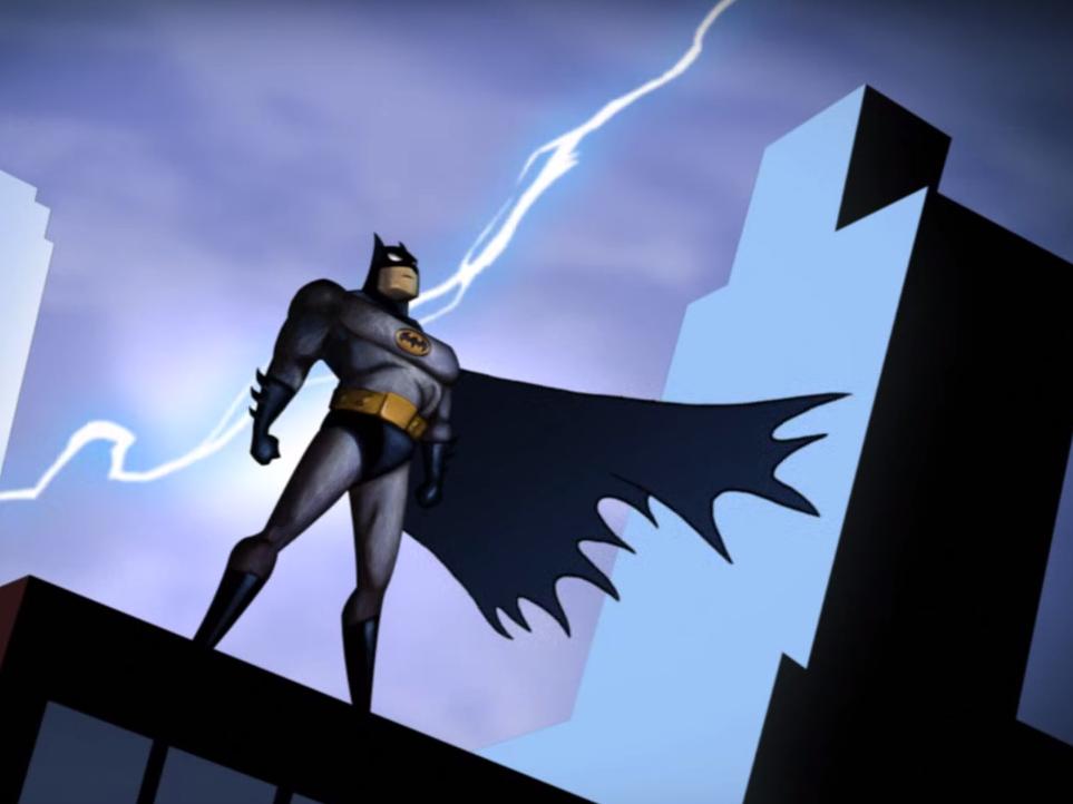 The 'Batman' Cartoon Writers Ditched Origin Stories in 1992