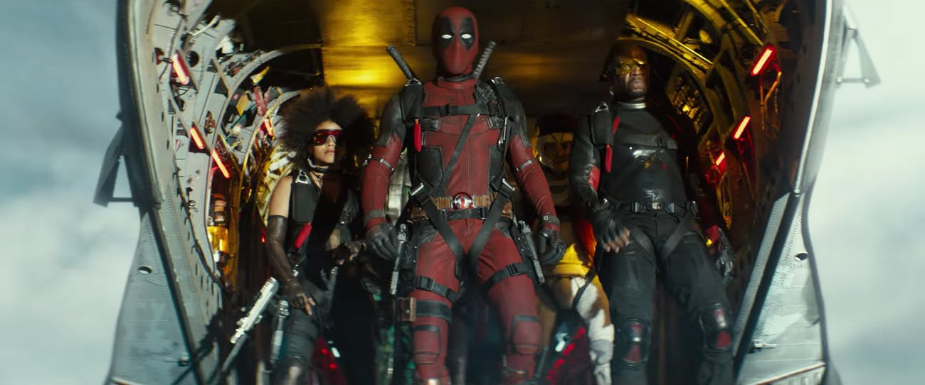 Deadpool 2 X-Force