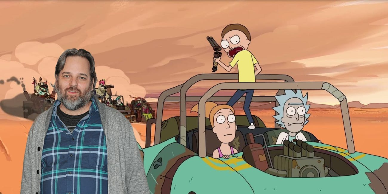 Dan Harmon is tired of how some 'Rick and Morty' fans behave, and he has every right to be.
