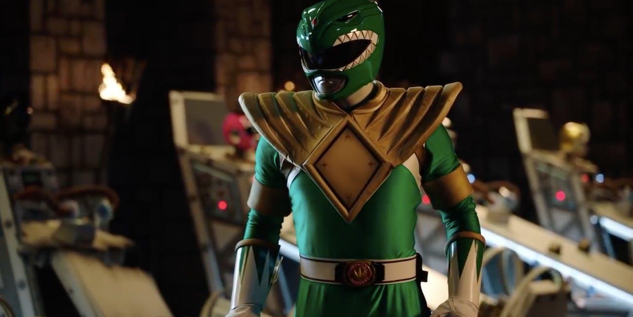 Power Rangers Super Ninja Steel Tommy Oliver