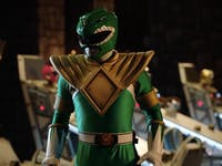 Power Rangers Super Ninja Steel Tommy Oliver