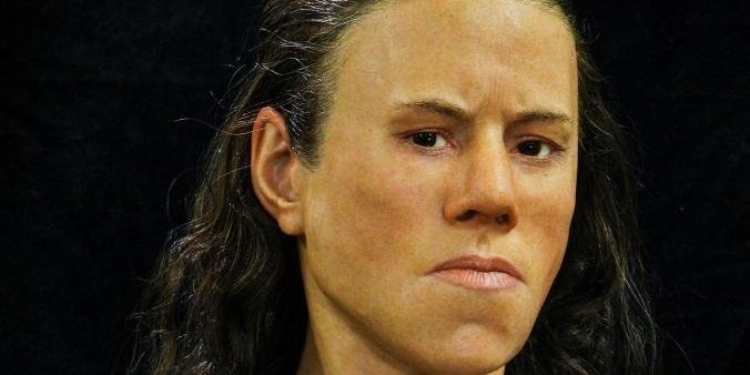Reconstructed Face of 9,000-Year-Old Teen Reveals How Our Ancestors Looked