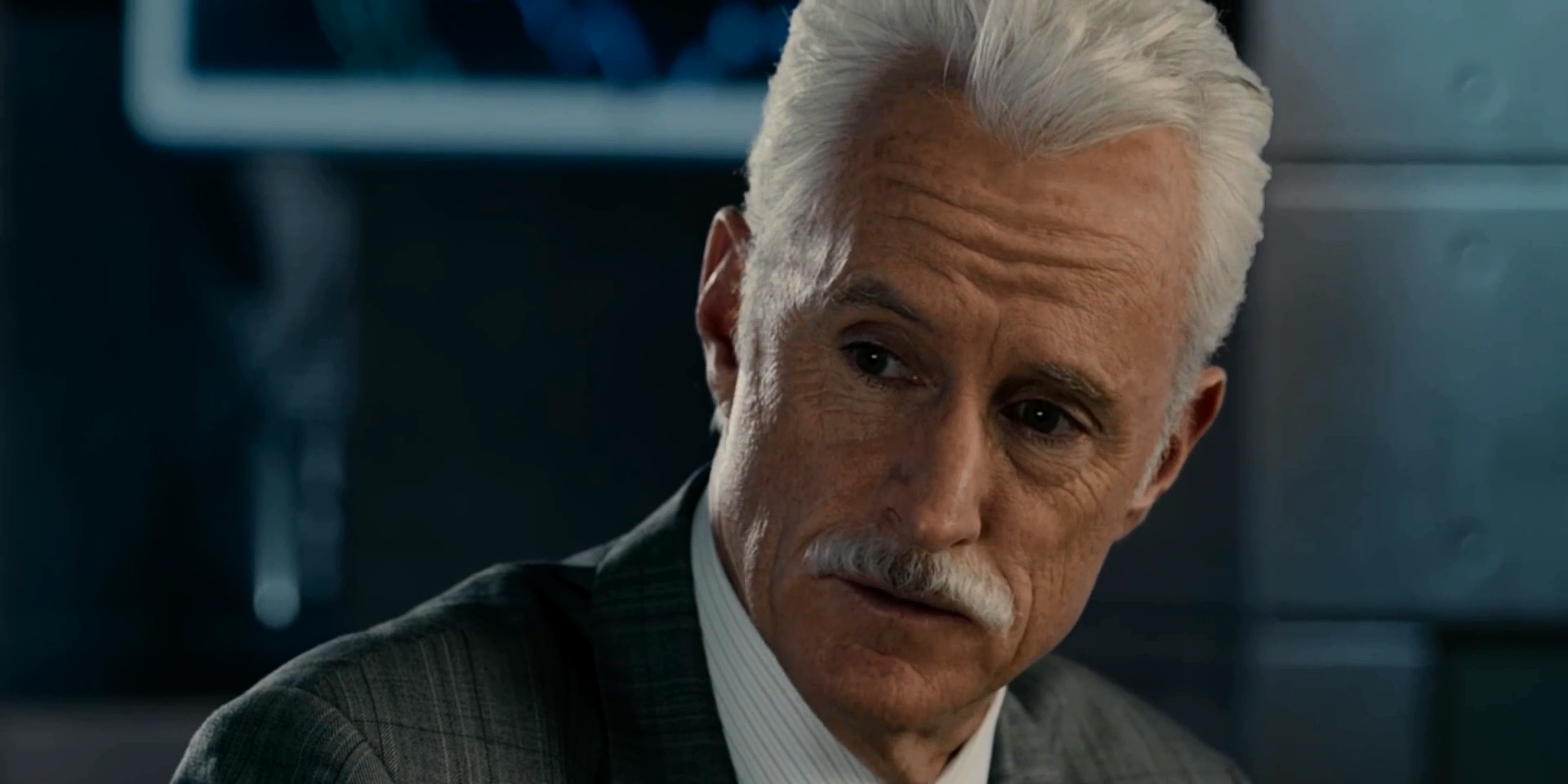 John Slattery as Howard Stark in 'Ant-Man'