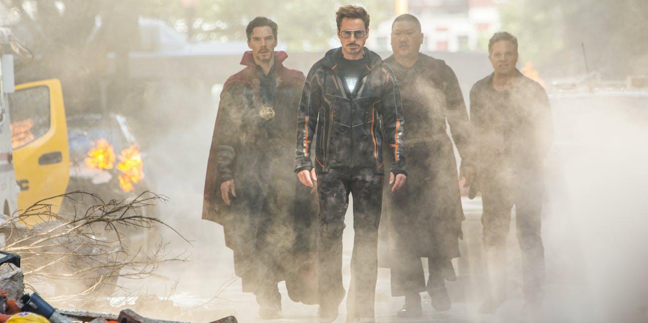 avengers infinity war dvd release date uk