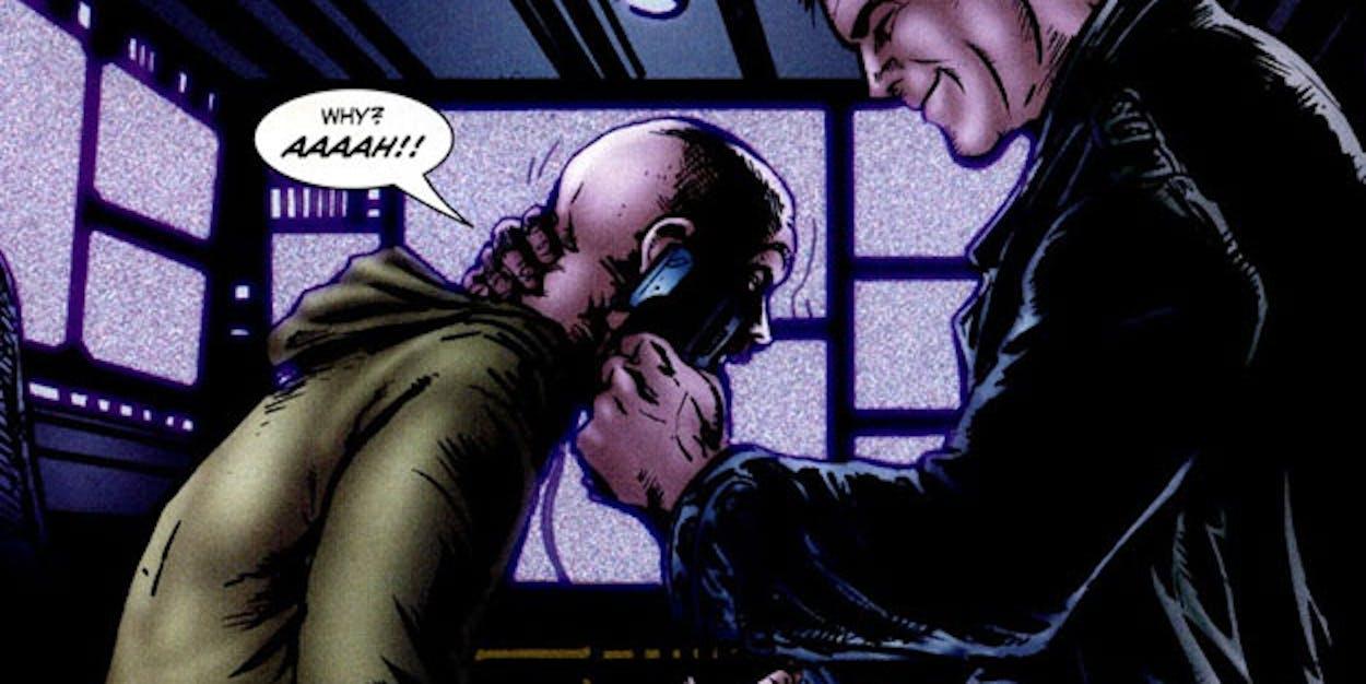 Comics Explain How Billy Butcher Beats Homelander in 'The Boys' Season 2