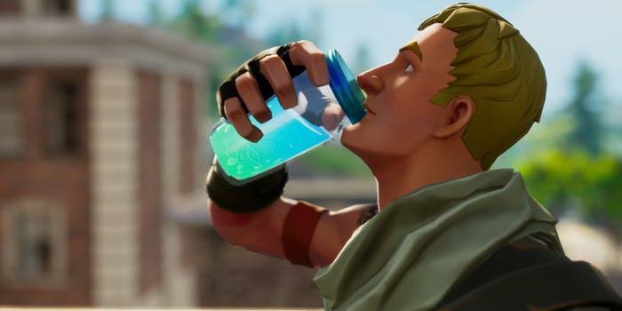 'Fortnite' Slurp Juice