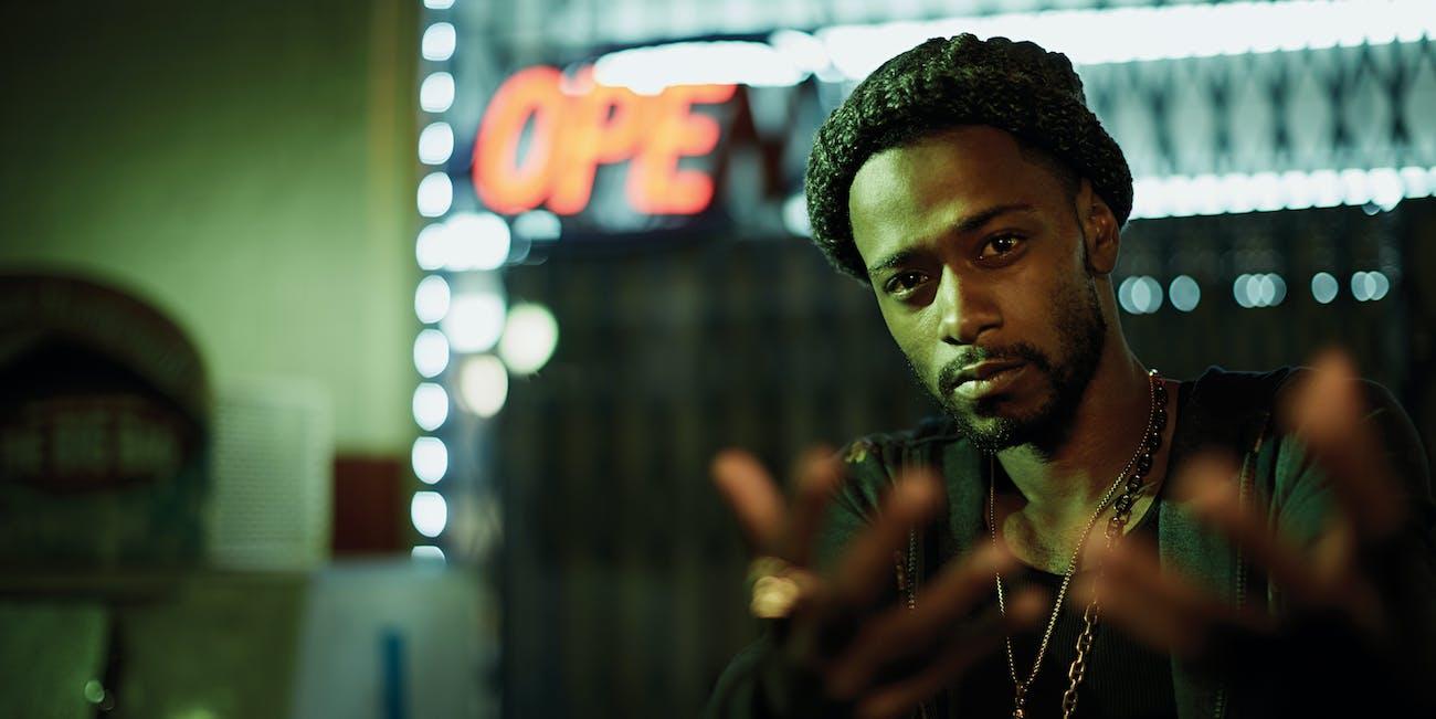 Atlanta's Darius