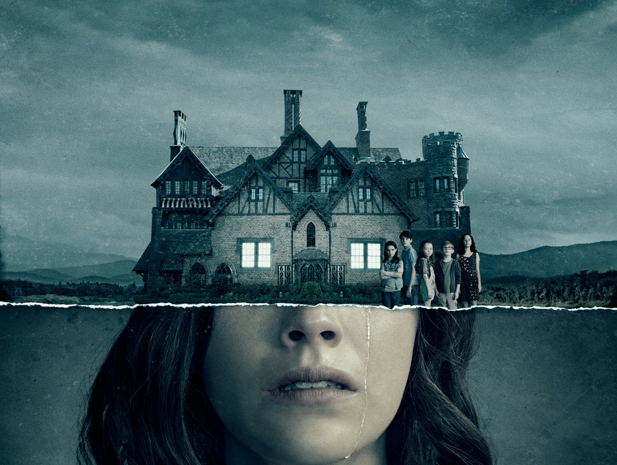 Haunting of Hill House Netflix