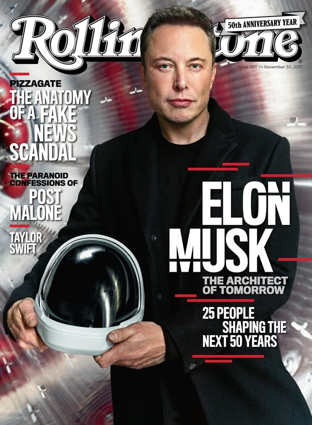 Elon Musk\'s Wish in This 1999 CNN Documentary Came True Today | Inverse