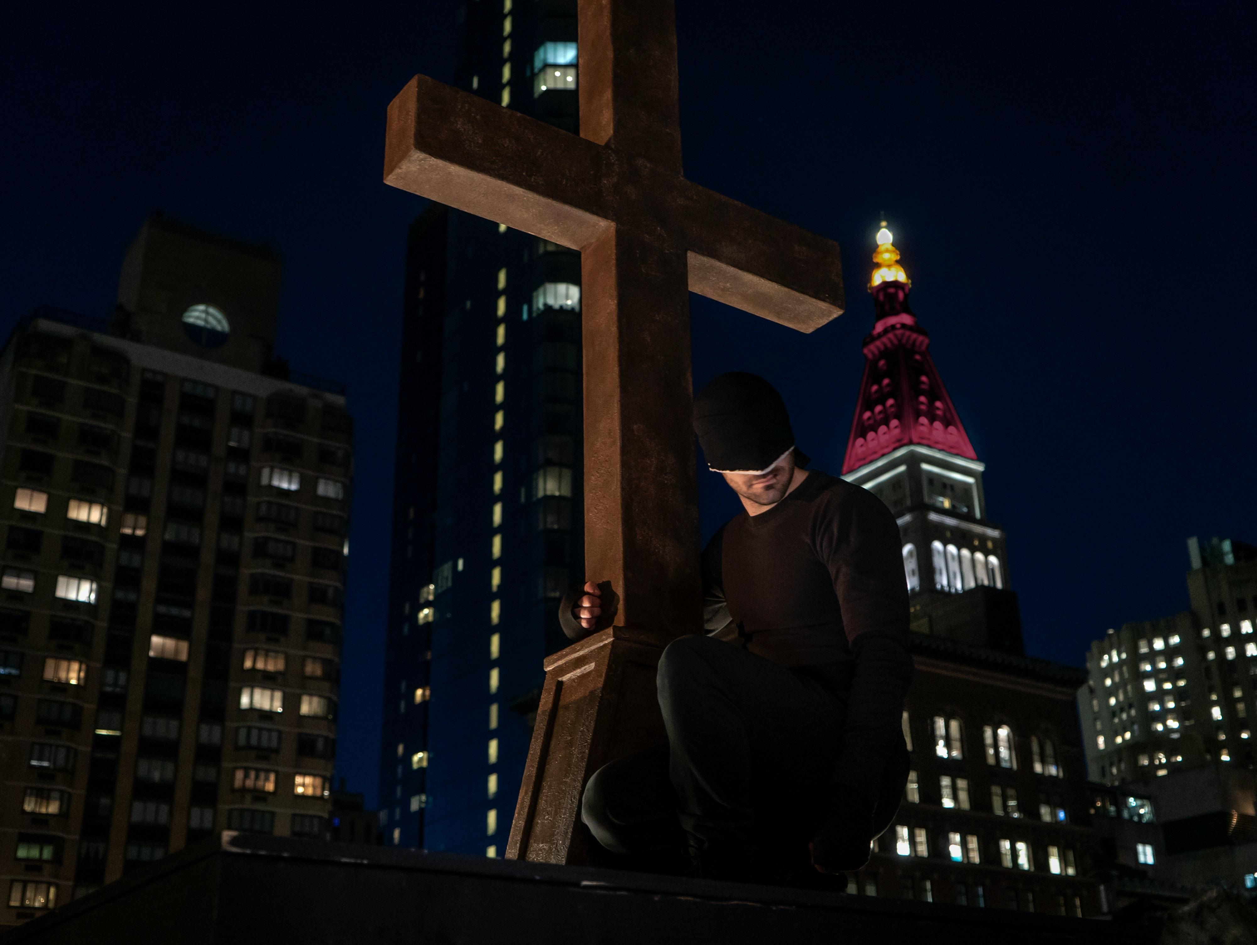 'Daredevil' Season 3 Abandons Marvel's Cinematic Universe, for the Better