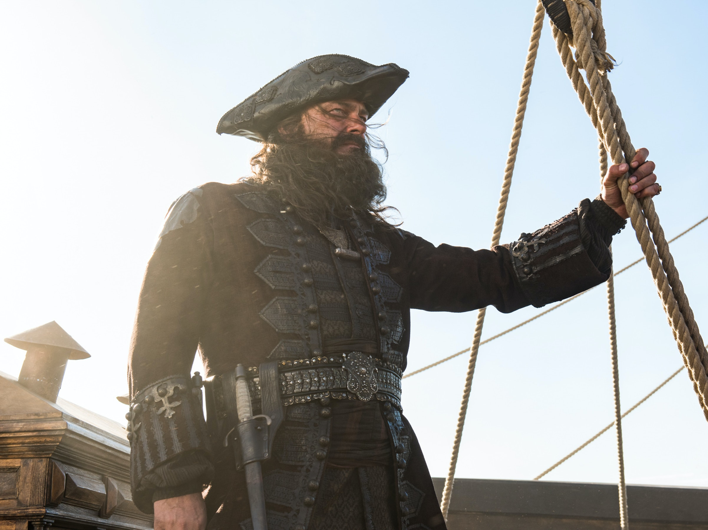 'Black Sails' Creators Explain the Show's Goriest Death Yet