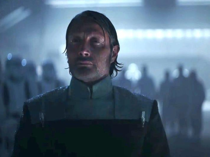 Galen Erso Helps Solve the Death Star Problem in 'Rogue One'