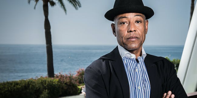 Giancarlo Esposito at the 2013 Monte-Carlo TV Festival in Monaco.