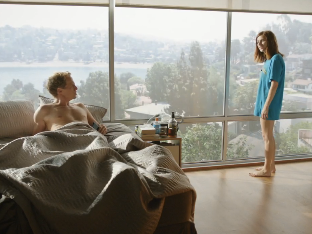 'You're the Worst' Was Right: Washing Legs Is Overrated