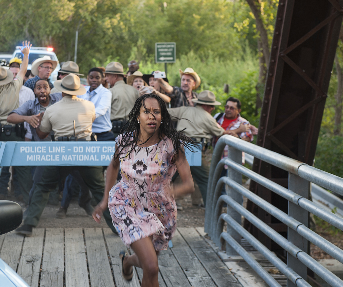 The last time we saw Erika was on that bridge.