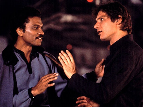 Lando and Han Might Be Enemies in the 'Han Solo' Movie