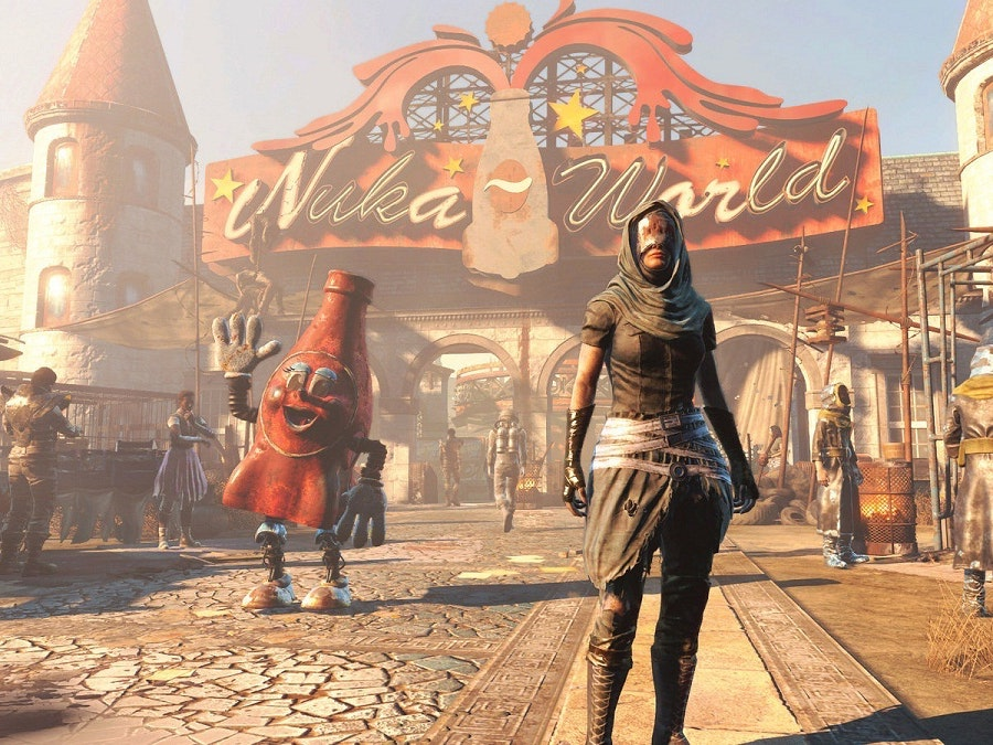 Tips and Tricks for Taking Back Nuka-World in 'Fallout 4'