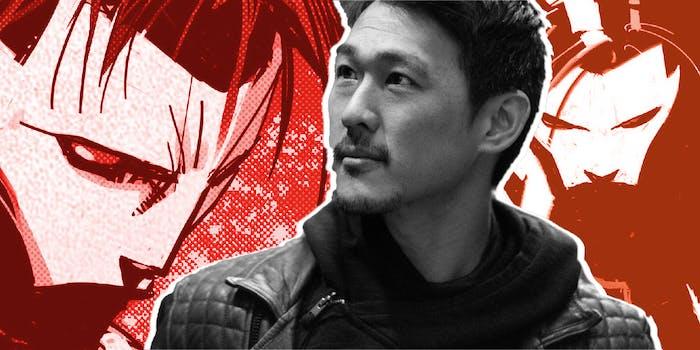 James Chen Blindspot Marvel Netflix