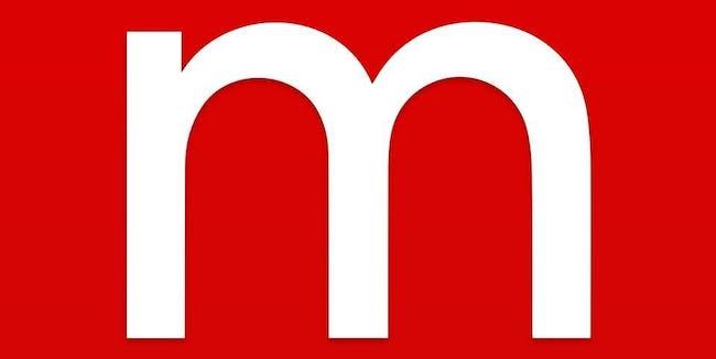 """MoviePass """"M"""" logo"""