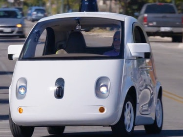 Google's Self-Driving Car Project Just Got a New Name and Mission
