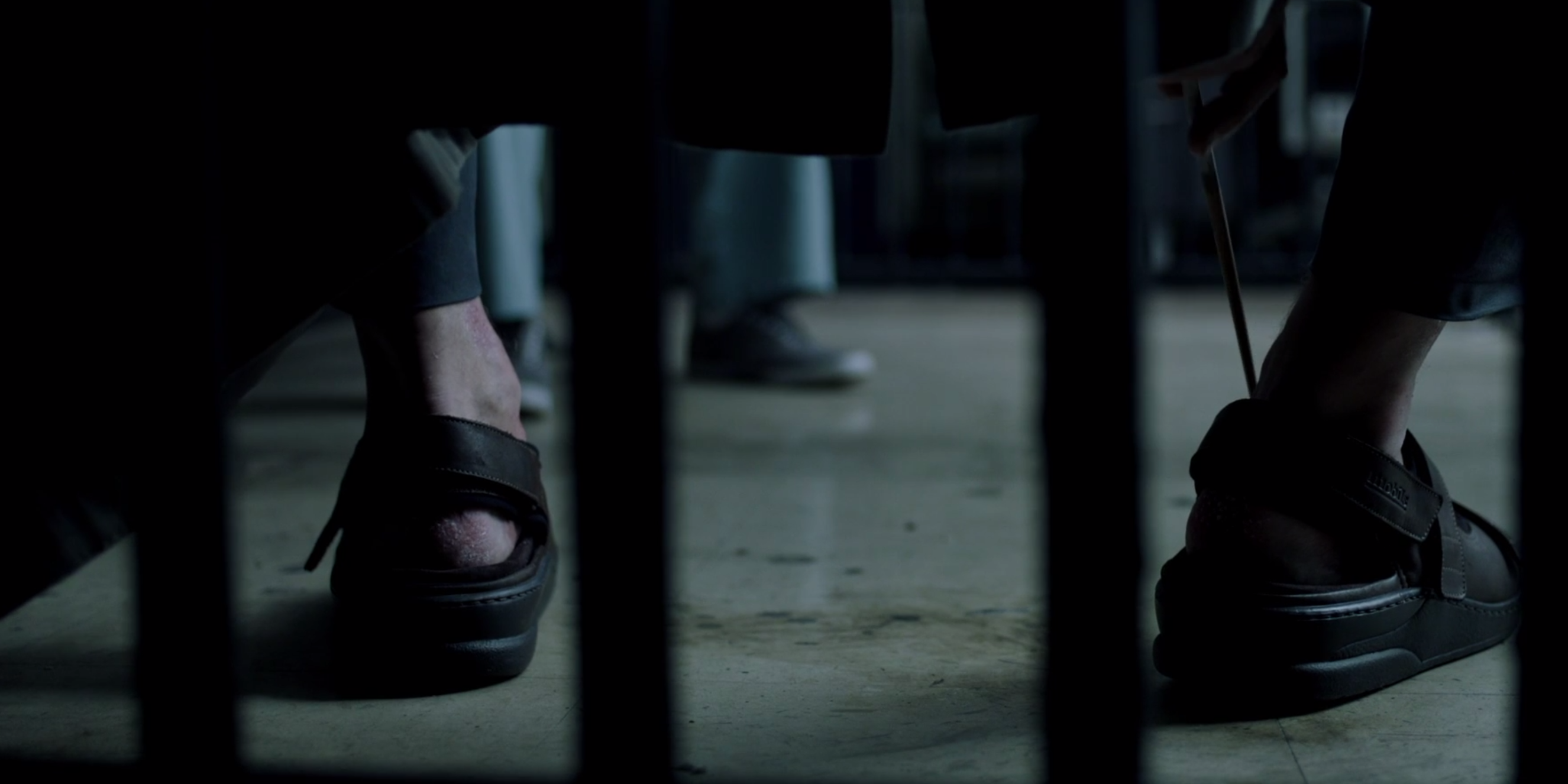 Why is 'The Night Of' Mostly About John Turturro's Feet?