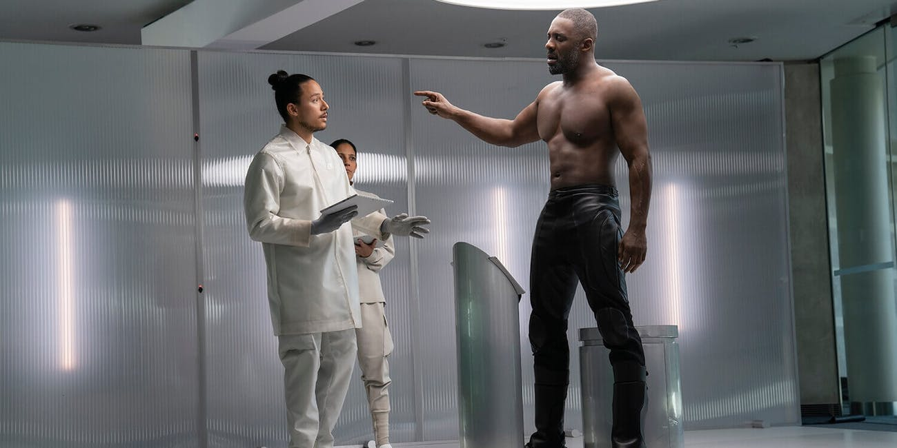 Hobbs & Shaw': How Idris Elba Super Suited Up to Become